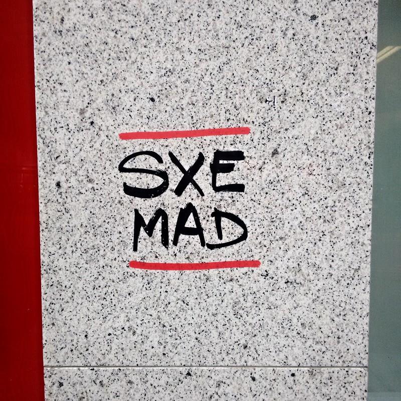 SXE MAD