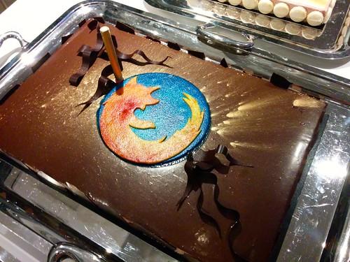 Gateau Firefox