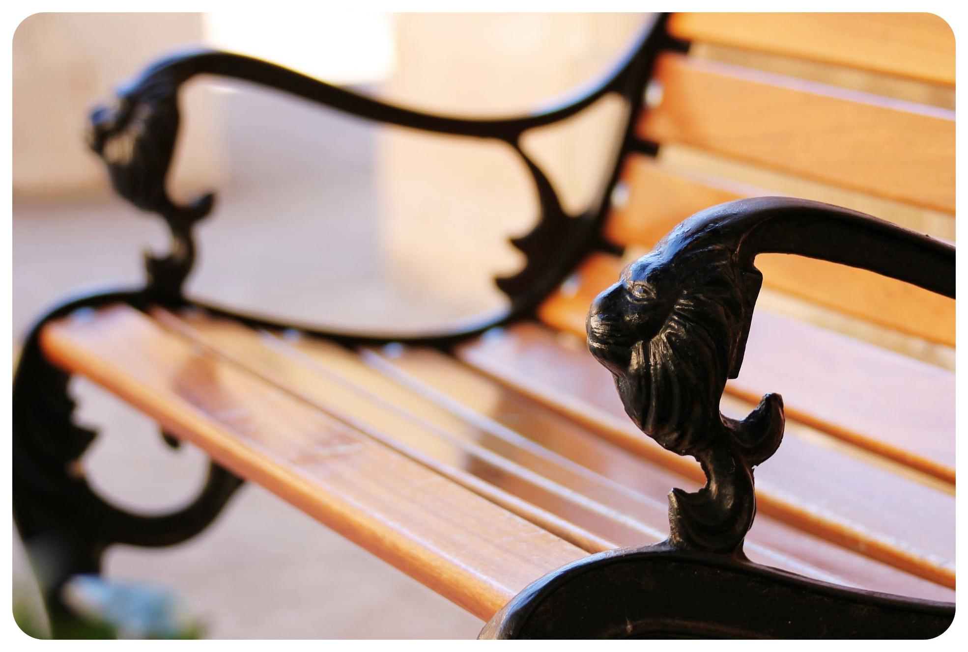 valletta bench