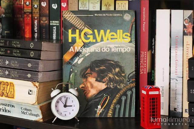 A Máquina do Tempo (H. G. Wells)