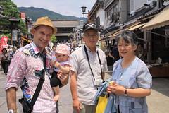 @ Zenkoji Temple, Nagano