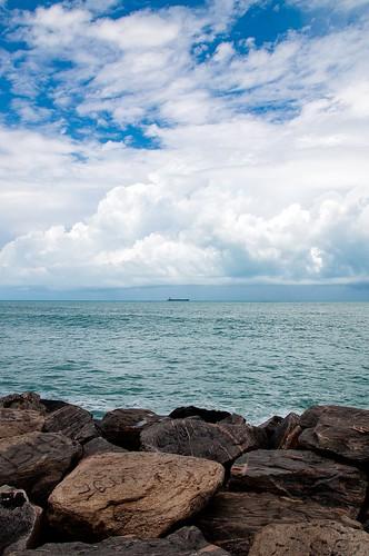 sea brazil sky cloud praia beach brasil clouds mar br céu fortaleza ceará nuvens nuvem ce nordeste praiadeiracema ehsn acaradobrasil brasilemimagens evaldonascimento evaldoheber evaldohsnascimento
