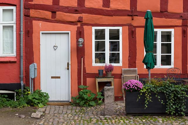 The Streets of Aarhus