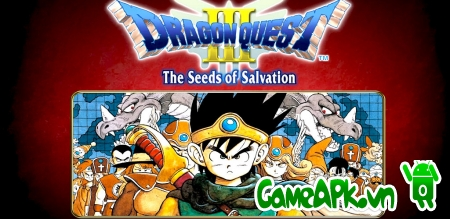 DRAGON QUEST III v1.0.0 Cracked Cho Android