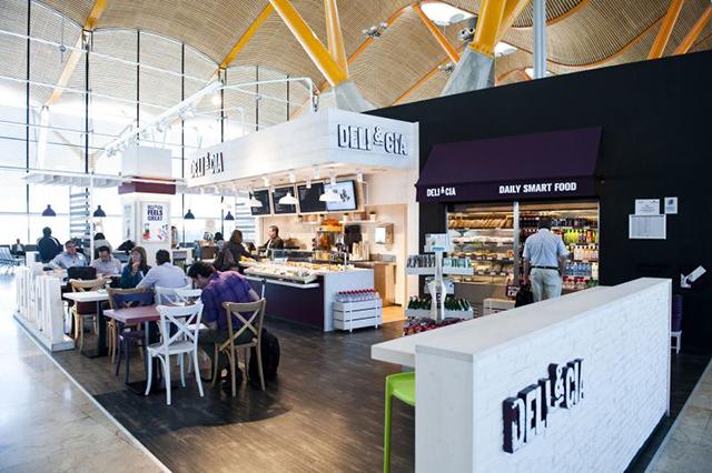 life syle, healthy food, restauracion, aeropuertos