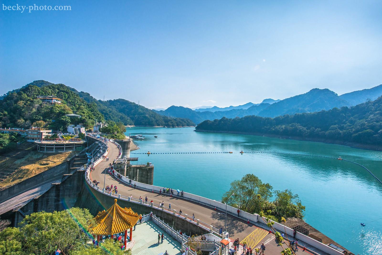 2014.Dec Shihmen Dam 石門水庫