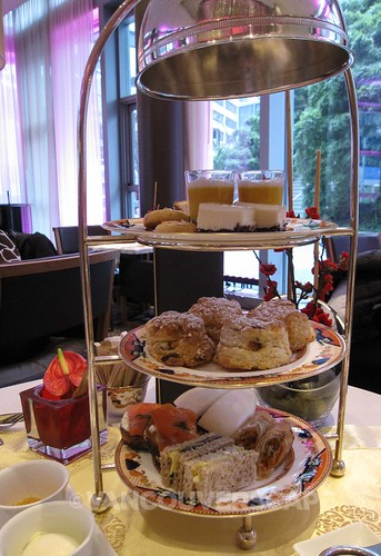 Shangri-La Emperors Afternoon Tea-6