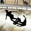 Lets fly #skateboarding  #Venice #California #board #fun #speed #action  #LosAngeles #filming #film  #movie #ocean #skatepark