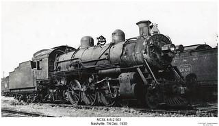 NCSL 4-6-2 503