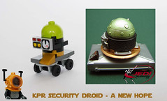 KPR Security Droid - A New Hope