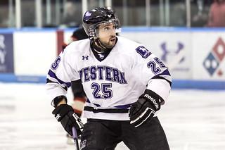 Western Men's Hockey 2014-2015