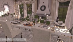 They could be Royalty Dining Room