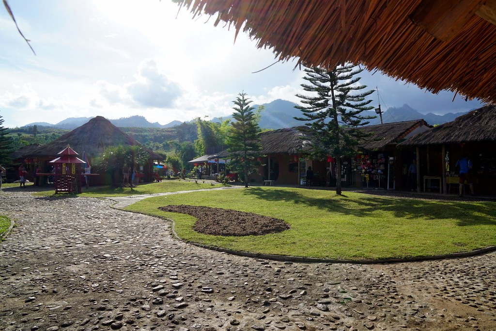 Shandichun Chinese Village - Pai, thailand-006