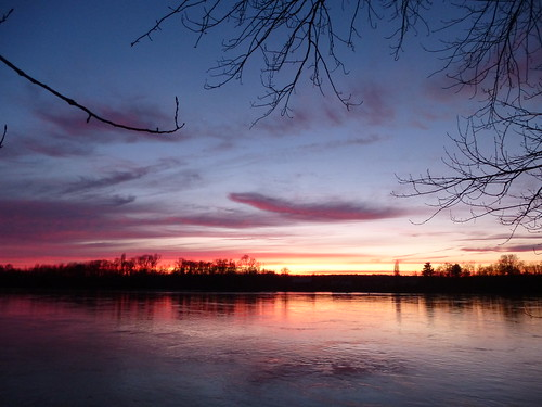france eau coucherdesoleil fleuve loiretcher valdeloire laloire régioncentre candésurbeuvron