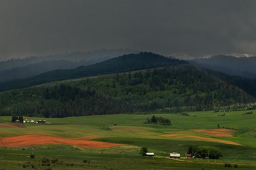 travel usa america landscape unitedstates jackson wyoming ivodedecker