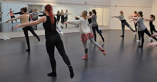Dans på Nova Academy