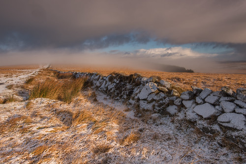 morning snow landscape am devon dartmoor westcountry princetown dartmoornationalpark