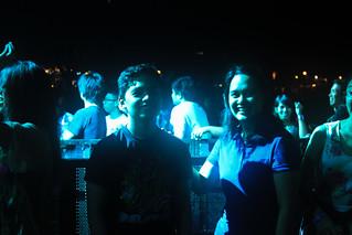 Concert Chiaroscuro in Blue Light