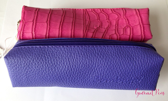 Review Bombata Pen Pouches - Cocco Pink & Purple @AppelboomLaren (7)