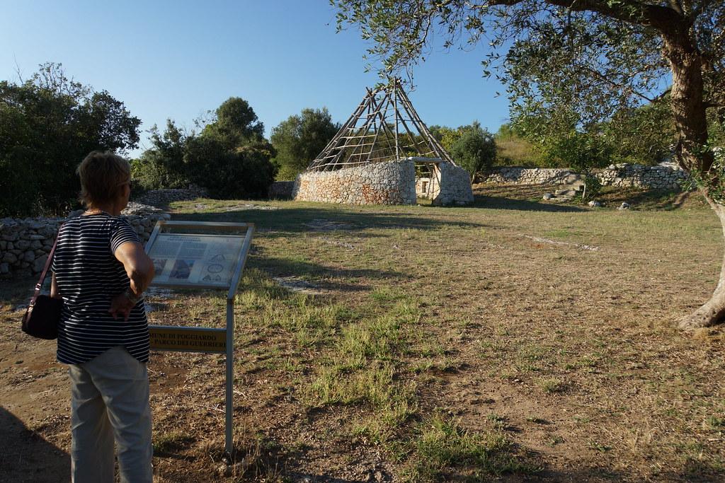 Vaste- Parco archeologico