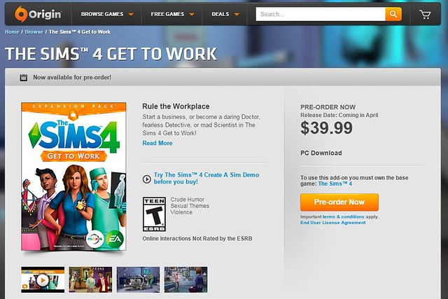 Origin coupon sims 4 get to work - Straight talk coupons for