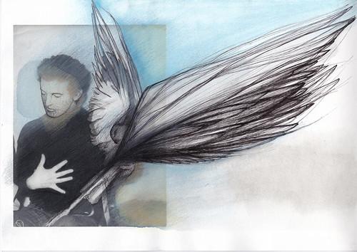 『エンドレス・ポエトリー』イメージ・スケッチ ©Pascale Montandon-Jodorowsky
