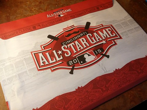 Reds All-Star Game Packet