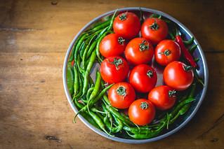 Tomatoes & Chillis