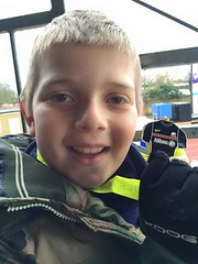 Picked up his winners medal at Saracens today. Well done Tom and OGs under 10s. http://ift.tt/1AmLHUw