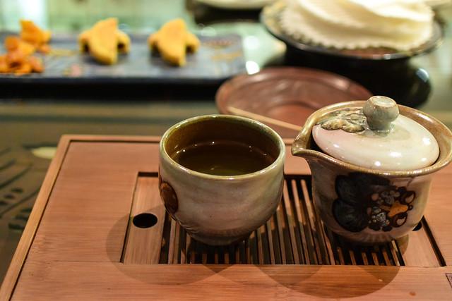 御林芯茶苑