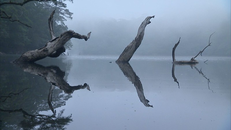 魯凱族人的聖湖