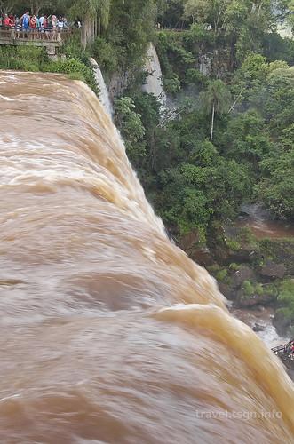 【写真】2015 世界一周 : イグアスの滝・アッパートレイル/2021-03-24/PICT7463