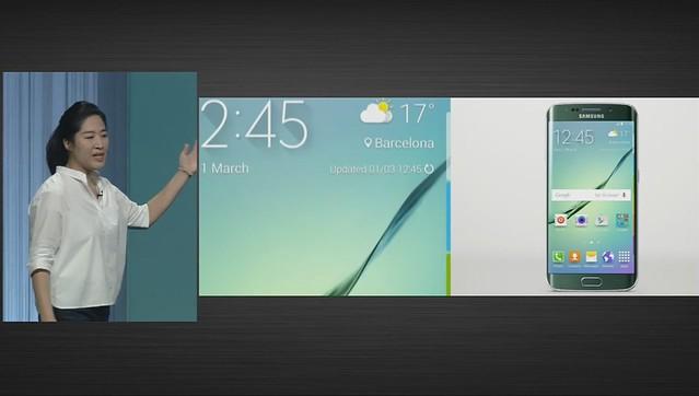 [MWC 2015] 全新設計襲來!Samsung GALAXY S6 / S6 Edge 雙機發表會報導 @3C 達人廖阿輝