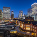 city twilight at tokyo station by tuanland