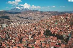 Illimani Mount - La Paz - Bolivia