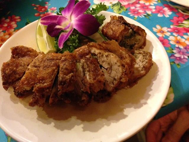 秦味館,風酥雞