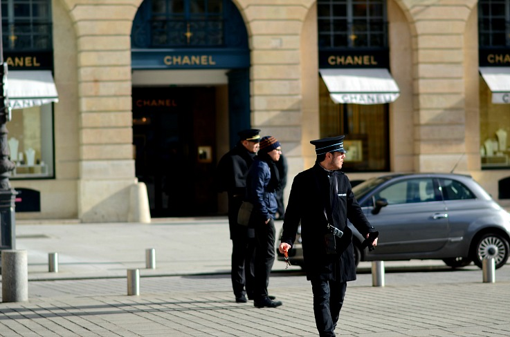 DSC_5260 Chanel, Place Vendome, Paris