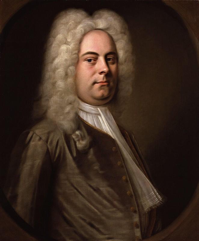 Balthasar Denner - Händel (c.1726)