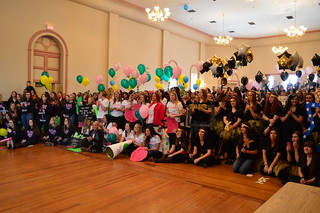 2-21-2015 Sorority Bid Day