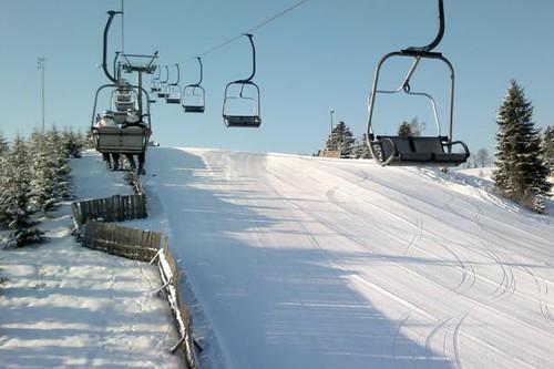 Lyžujte s 34 % slevou ve Ski areálu BRANNÁ do konce zimní sezóny 2014/15