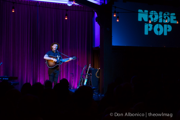 James Vincent Mcmorrow @ Swedish American Hall, San Francisco 3/1/15