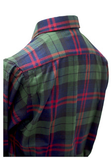 our company products--men's shirts