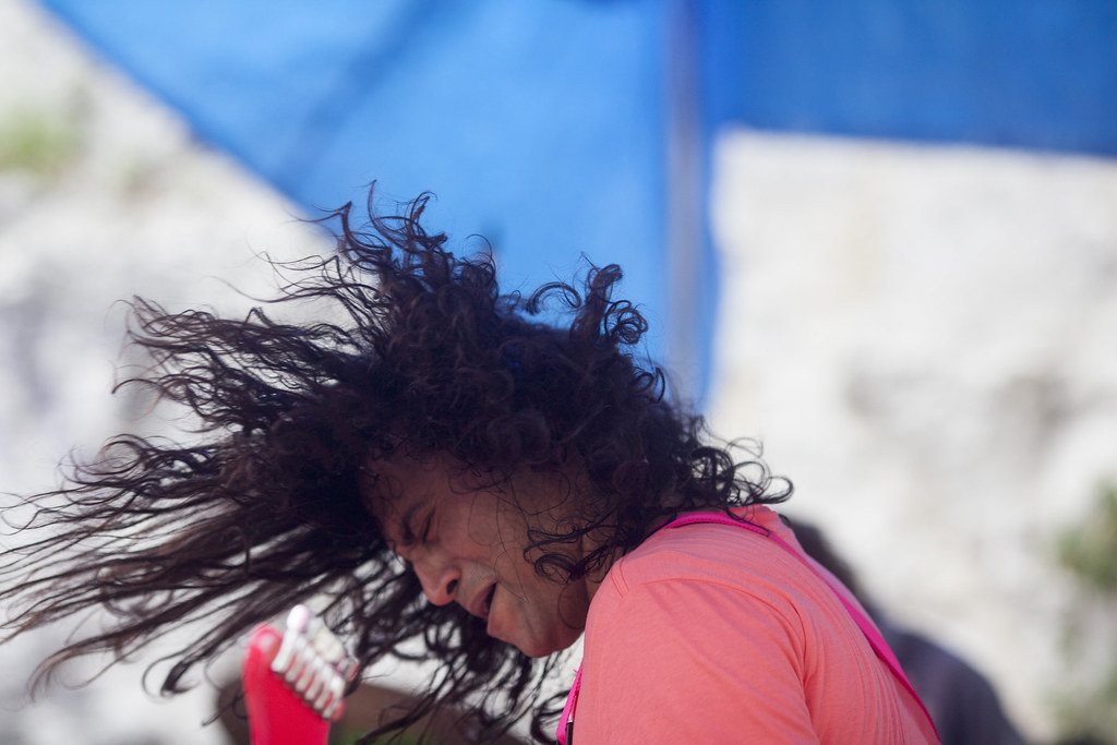 Deerhoof | Cheer Up Charlie's | SXSW | March 19, 2015