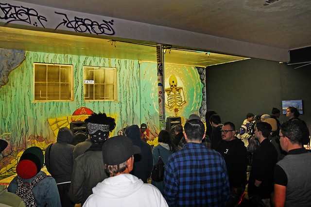 Aesthetigeist X Cypher in The Chrch