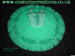SEA GREEN TUTU - Le Corsaire