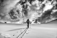 Val d'Aran blanco y negro