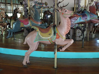 Image of Forest Park Carousel. carousel newyorkcity queens