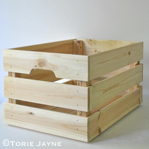 KNAGGLIG Box, pine
