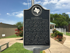 City of Crandall, 8505