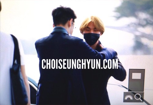 Big Bang - Incheon Airport - 29may2015 - TOP - Choidot - 01